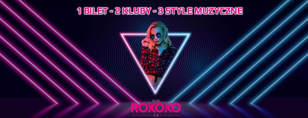 Rokoko 2.0 - klub taneczny Białystok